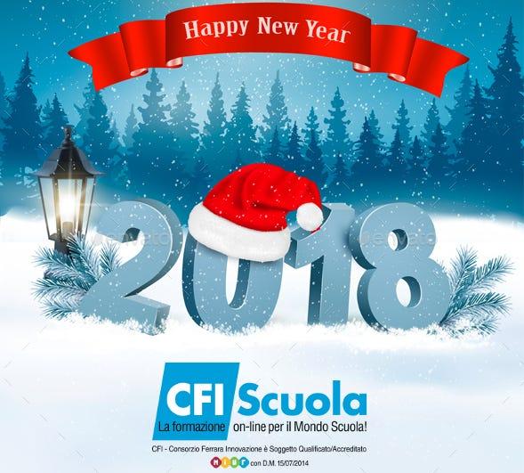 Buone Feste da CFIScuola!