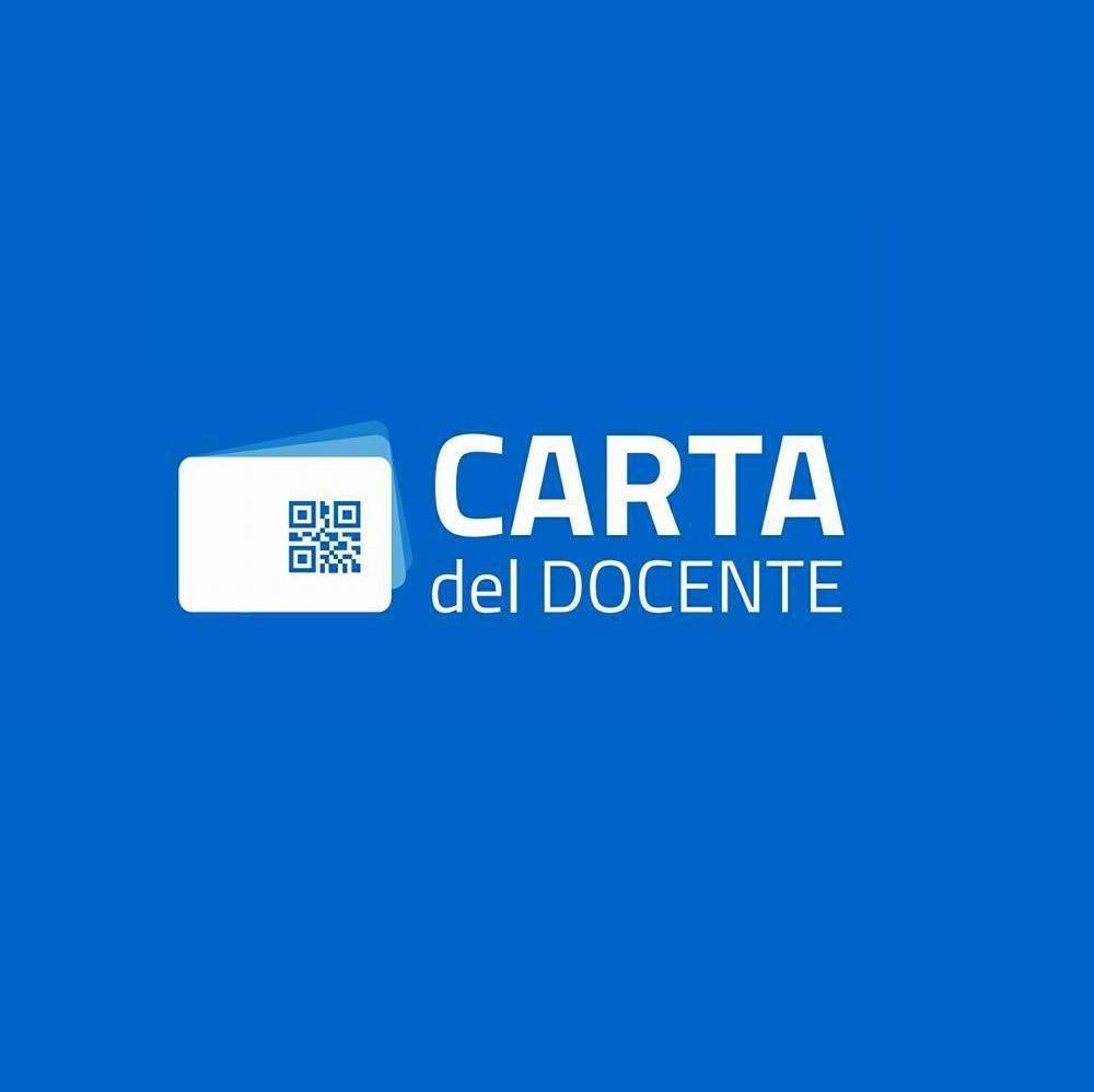 Sospensione Carta del Docente 2017/2018