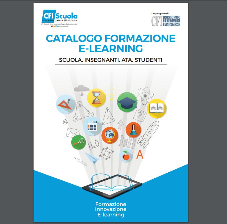 Catalogo CFIScuola 2018/19
