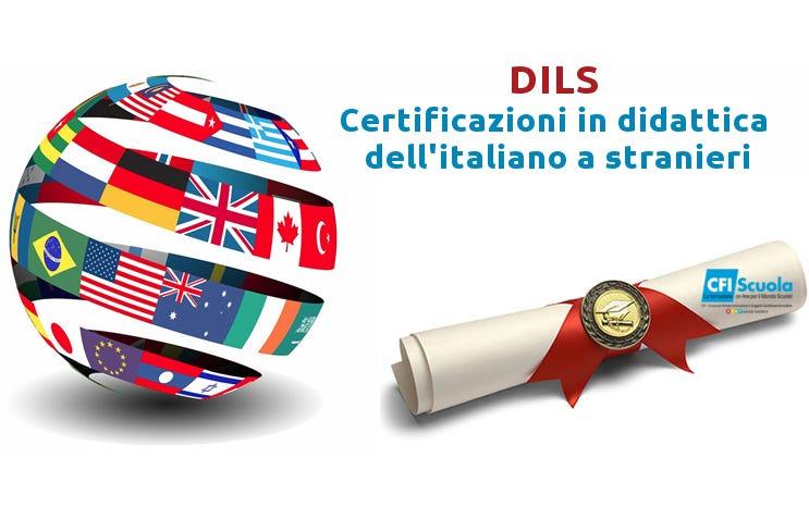 Certificazione DILS per Concorso A23, chi può partecipare?