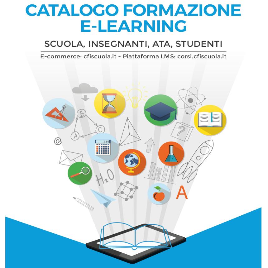 Nuovo catalogo CFIScuola 2017/18