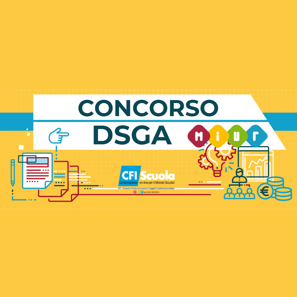 Concorso DSGA, come prepararsi al meglio?