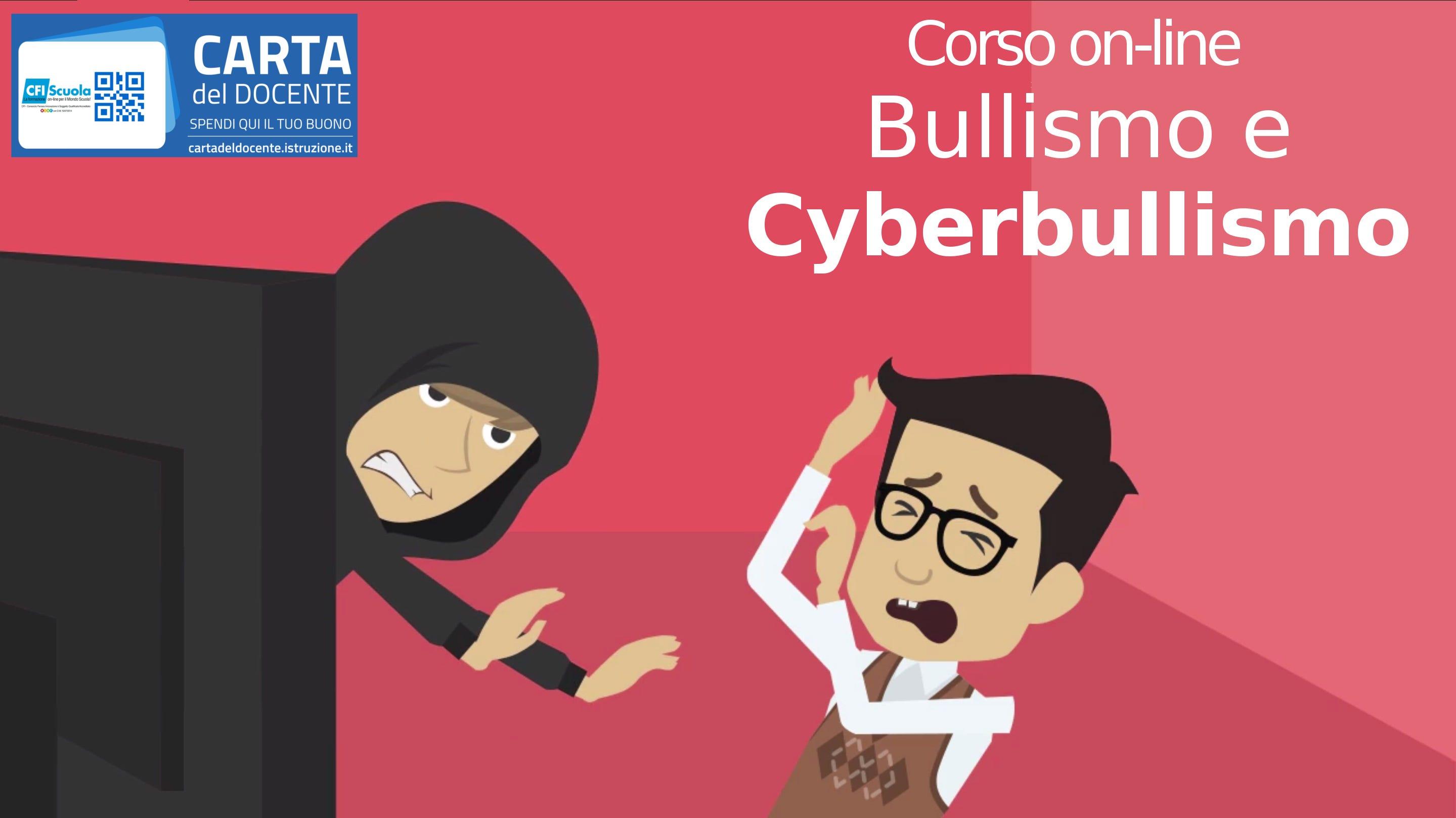 Giornata nazionale contro Bullismo e Cyberbullismo. Le iniziative di CFIScuola!