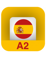 Lingua spagnola A2 - Elementare