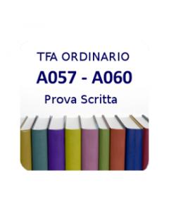 A057 - A060 - Prova scritta