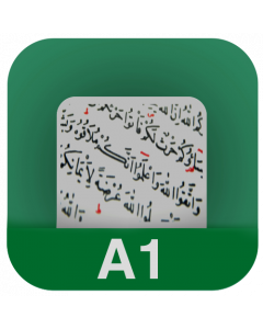 Lingua araba A1 - Principiante
