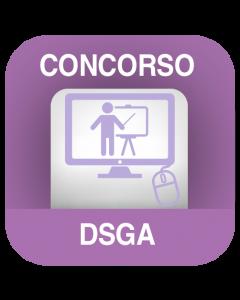 Concorso DSGA - Corso online
