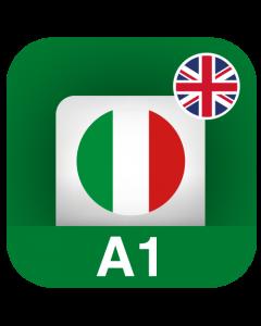 Italiano per stranieri A1 (Principiante) - Inglese