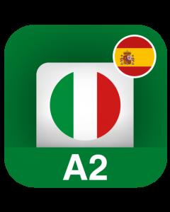 Italiano per stranieri A2 (Elementare) – Spagnolo