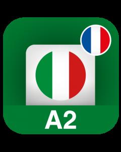 Italiano per stranieri A2 (Elementare) – Francese