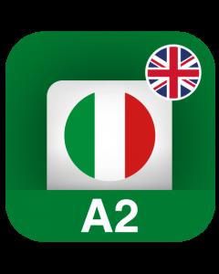 Italiano per stranieri A2 (Elementare) - Inglese