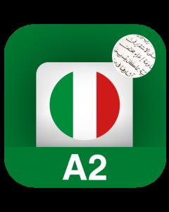Italiano per stranieri A2 (Elementare) – Arabo