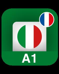 Italiano per stranieri A1 (Principiante) – Francese