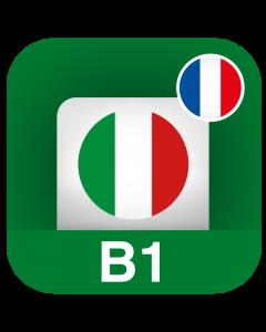 Italiano per stranieri B1 (Pre-intermedio) – Francese