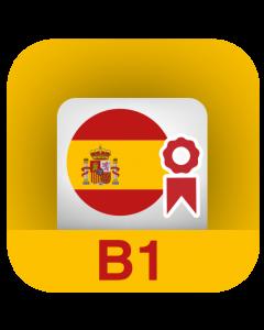 Lingua spagnola B1 (Pre-intermedio) + Certificazione