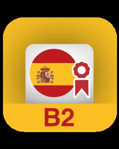 Lingua spagnola B2 (Post-intermedio) + Certificazione