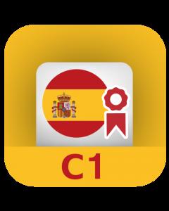 Lingua spagnola C1 (Avanzato) + Certificazione