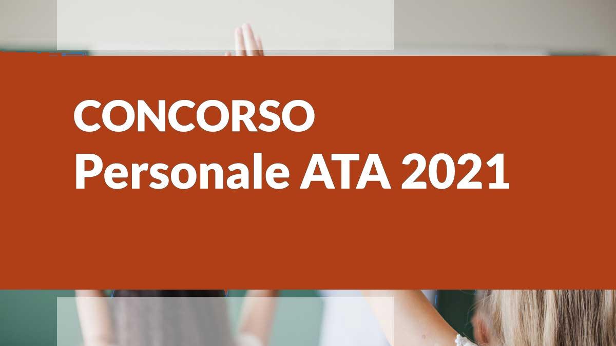 Graduatorie ATA, domande dal 22 marzo! Decreto firmato!