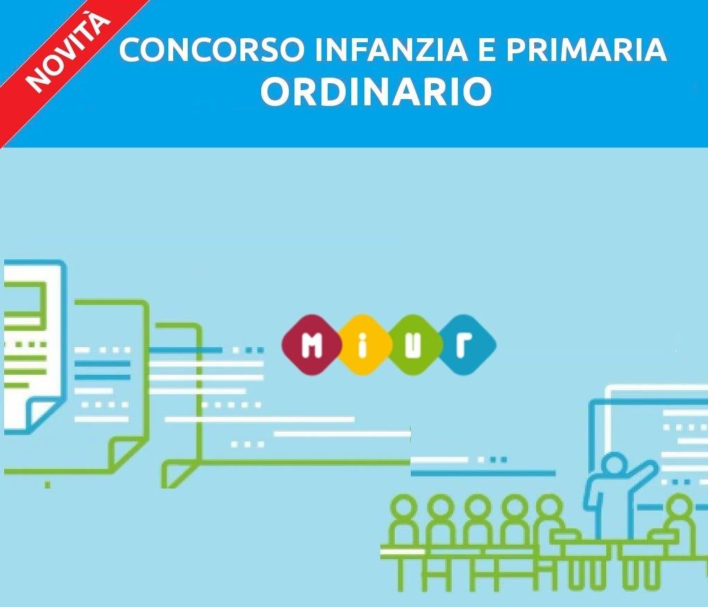 Concorso Docenti Infanzia e Primaria, il Bando in Gazzetta Ufficiale!