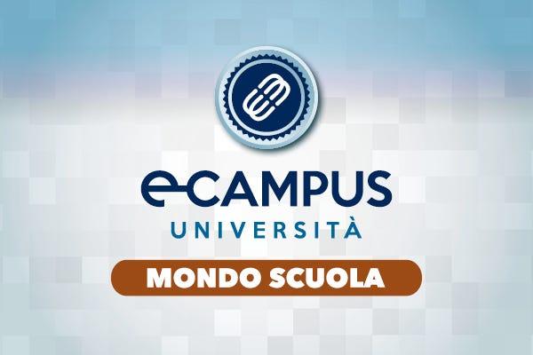Ecampus - Nuovi Master e Corsi di Perfezionamento online