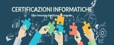 Certificazioni informatiche – Doppio Sconto
