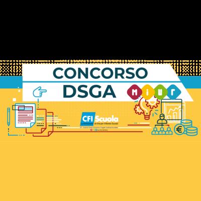 Concorso DSGA, prova preselettiva dall'11 giugno!