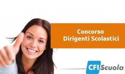 Dati MIUR Concorso DS, la miglior preparazione è di CFIScuola!