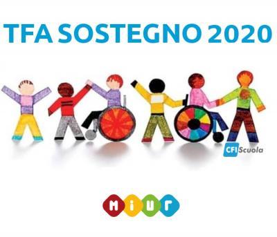 TFASostegno, il 2 e 3 aprile 2020 la preselettiva!